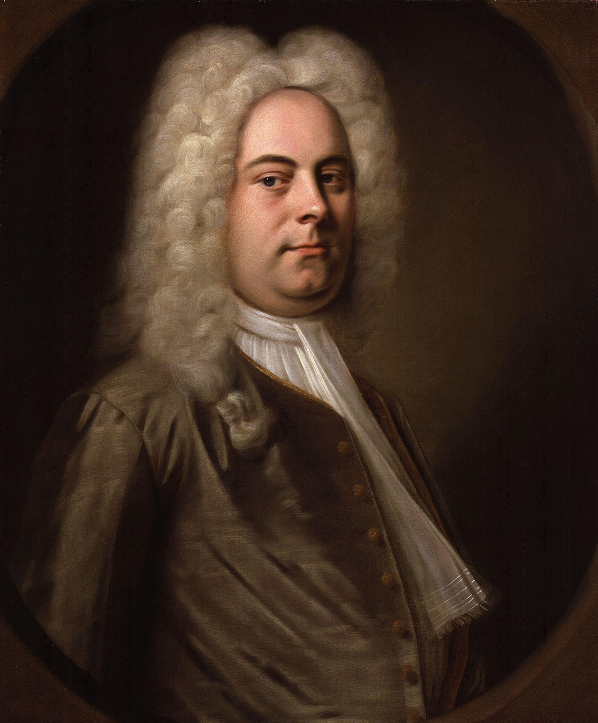 Listen to Compositions from Handel